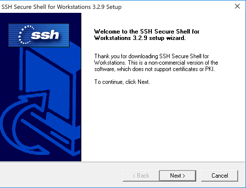 Ssh secure shell protocol software data protection internet.