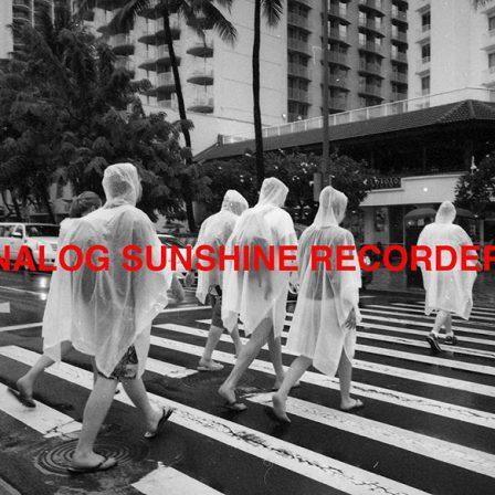 ANALOG SUNSHINE RECORDER popup event