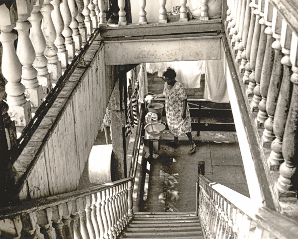 FRANCIS HAAR photograph series of 'A'ala