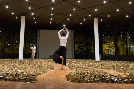 photo of performance dance art