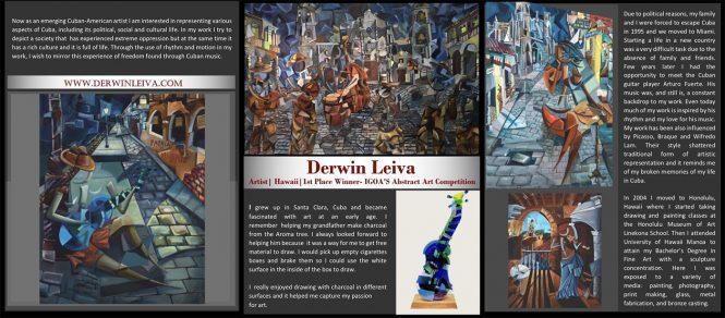 Derwin Leiva news