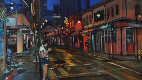 Ka-Ning Fong Painting