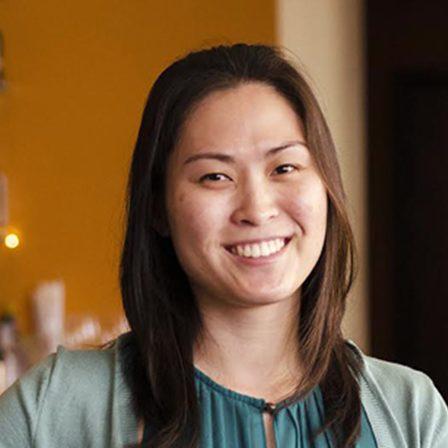 Portrait of Amy Ngo