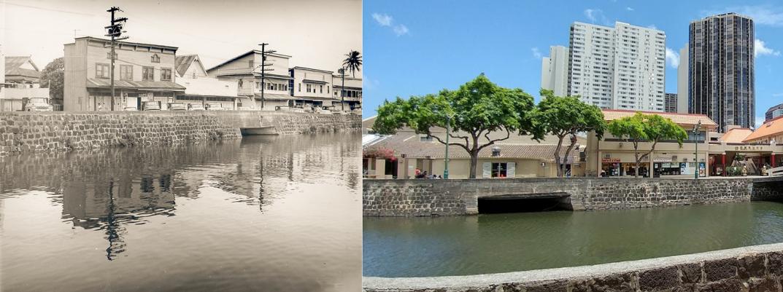 Honolulu Chinatown 1969-2019