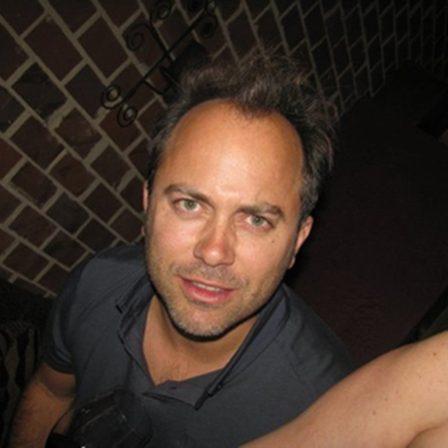 Portrait of Tony Brown