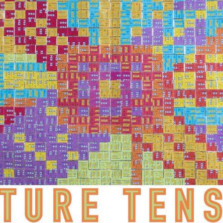 Percy Lam in exhibition future tense