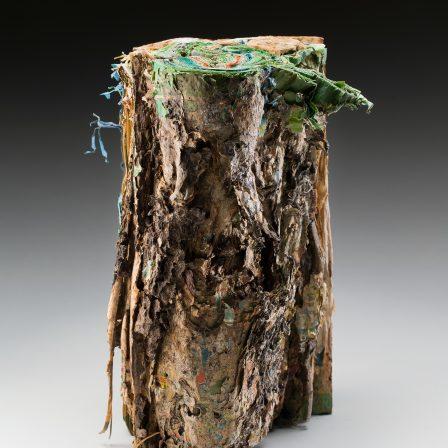whorl-petrified-booksculpture-jrushlee
