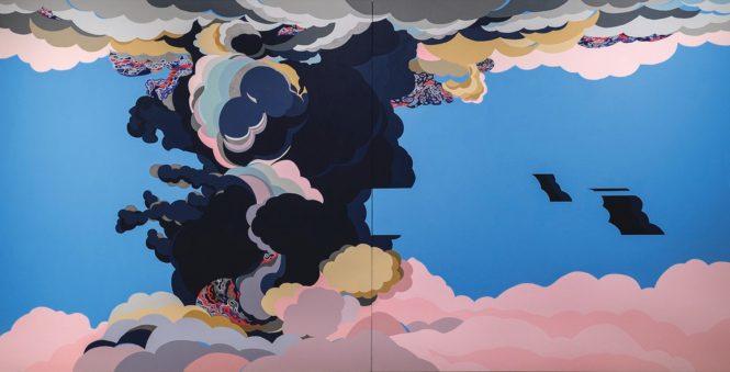 yumiko glover painting